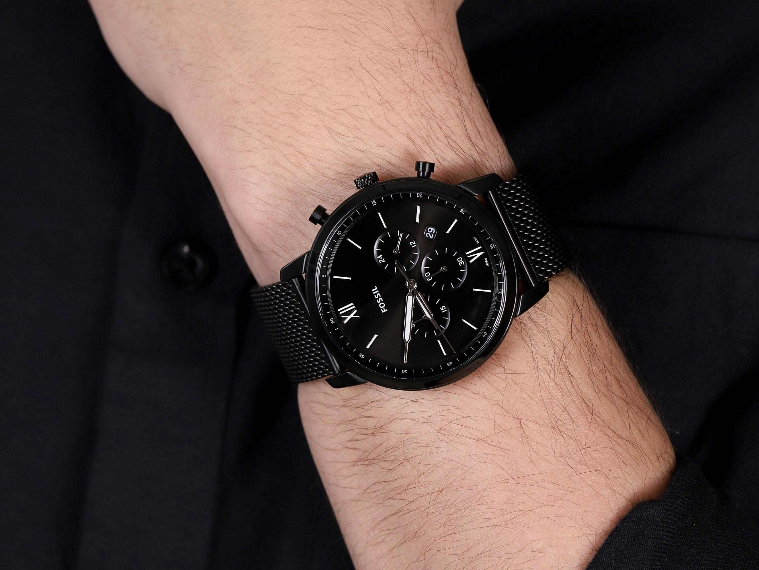 Fossil FS5707 NEUTRA CHRONO zegarek fashion/modowy Neutra