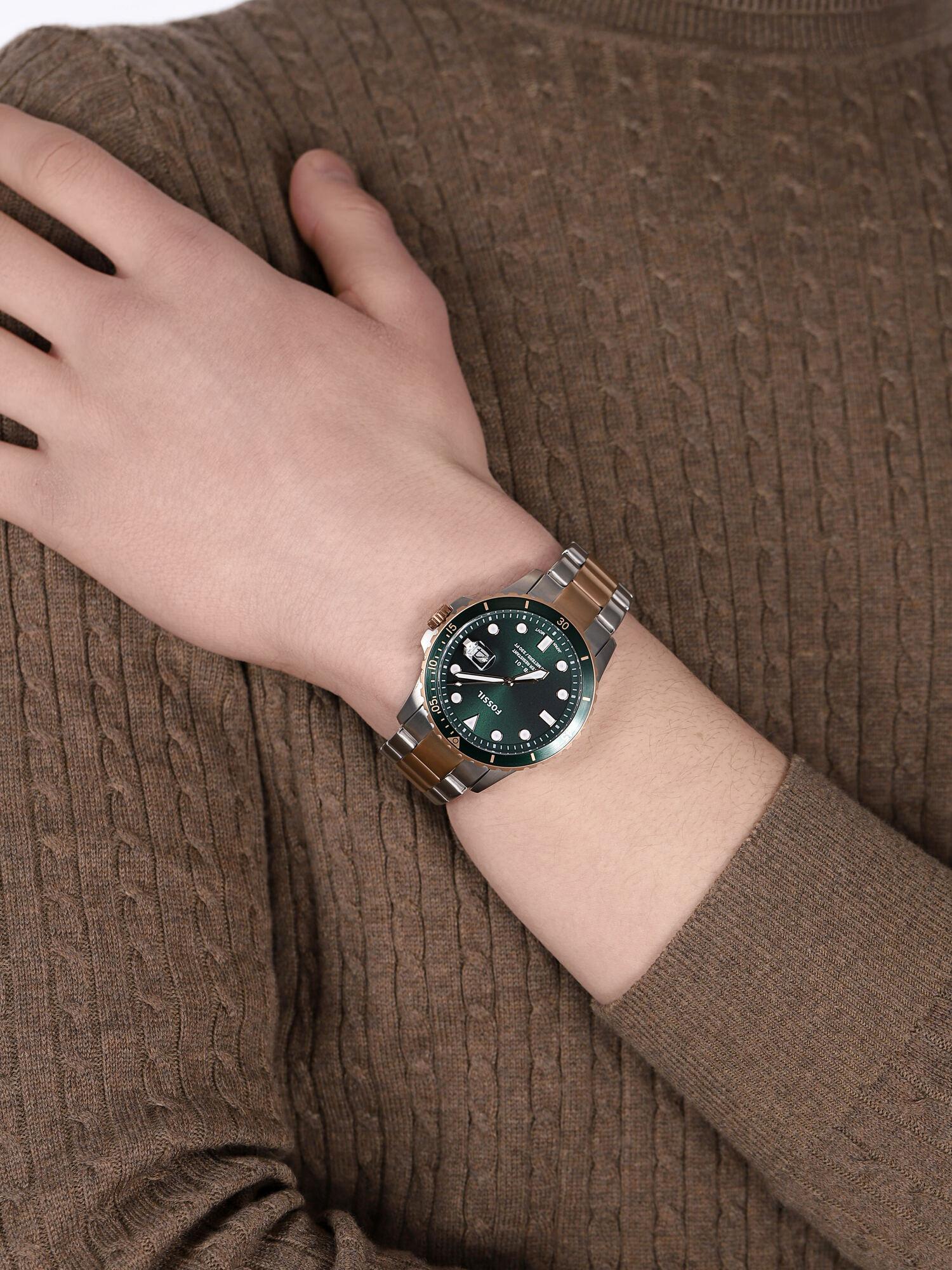Fossil FS5743 FB-01 zegarek klasyczny FB-01