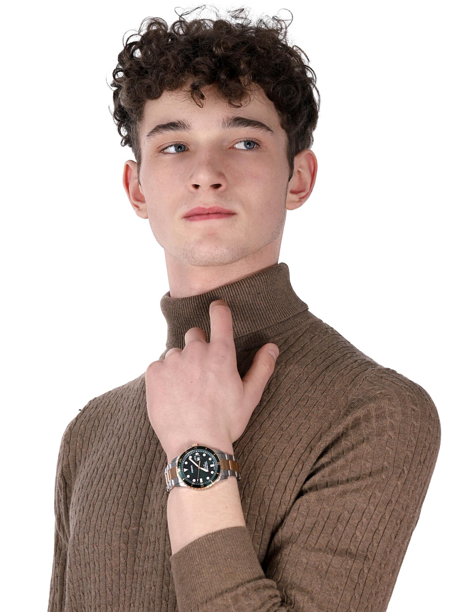 Fossil FS5743 zegarek męski FB-01