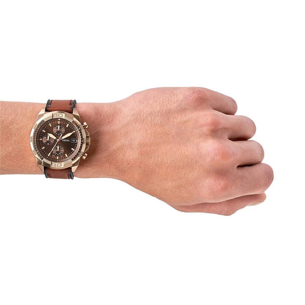 FS5857 zegarek szary fashion/modowy Bronson pasek