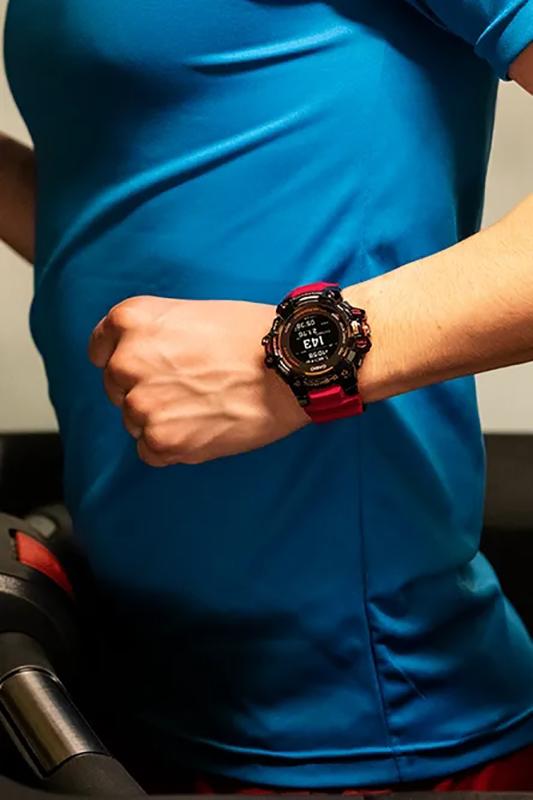 G-SHOCK GBD-H1000-4A1ER zegarek męski G-SHOCK G-SQUAD