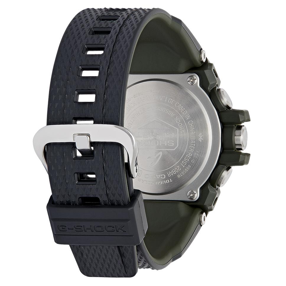 G-Shock GST-B100GA-1AER smartwatch sportowy G-SHOCK G-STEEL