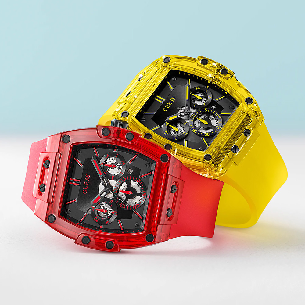 Guess GW0203G6 zegarek sportowy Pasek