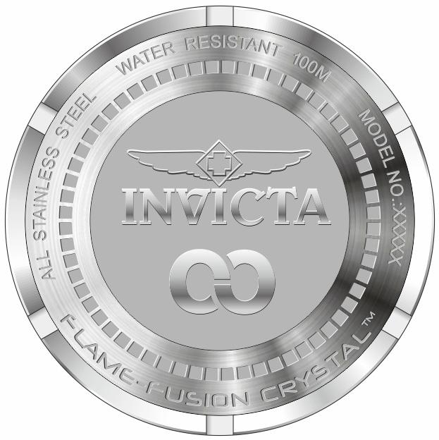 Invicta 34982 CHRONOGRAPH zegarek Bolt