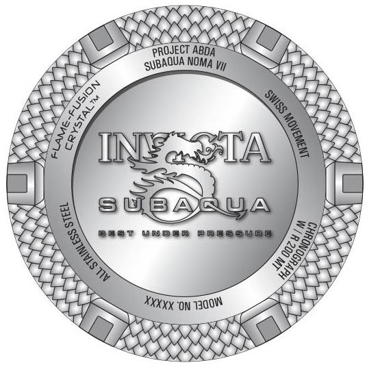 Invicta 35227 zegarek