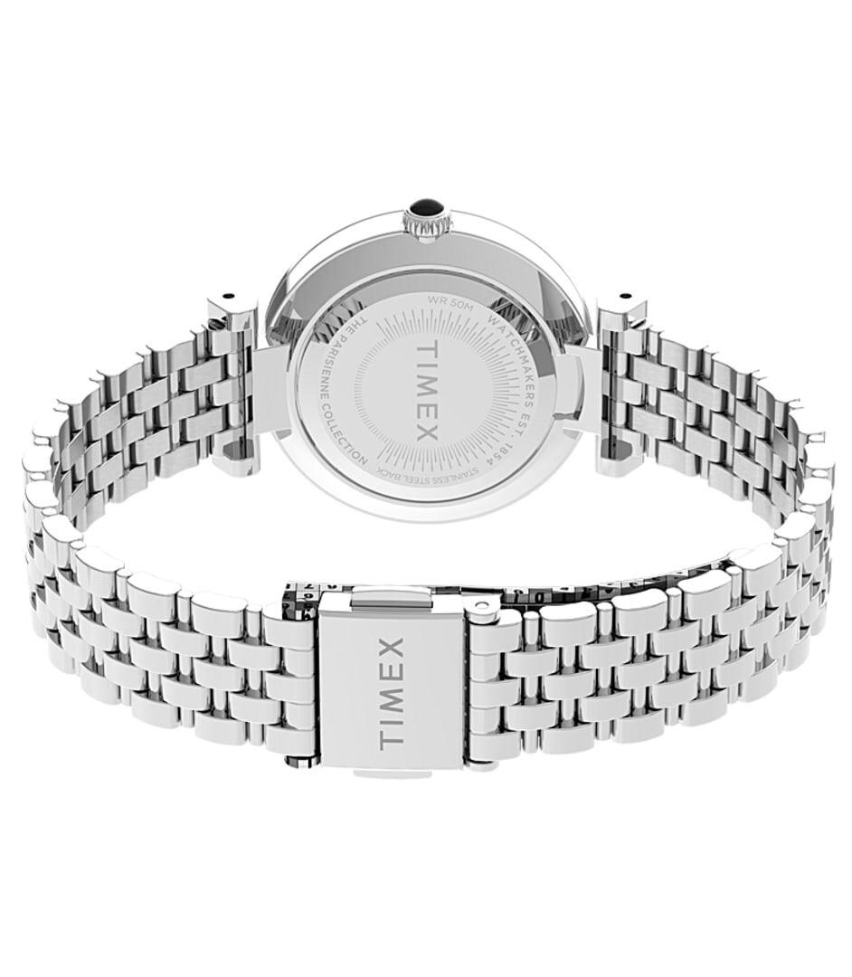 zegarek Timex TW2T78700 kwarcowy damski Parisienne Parisienne