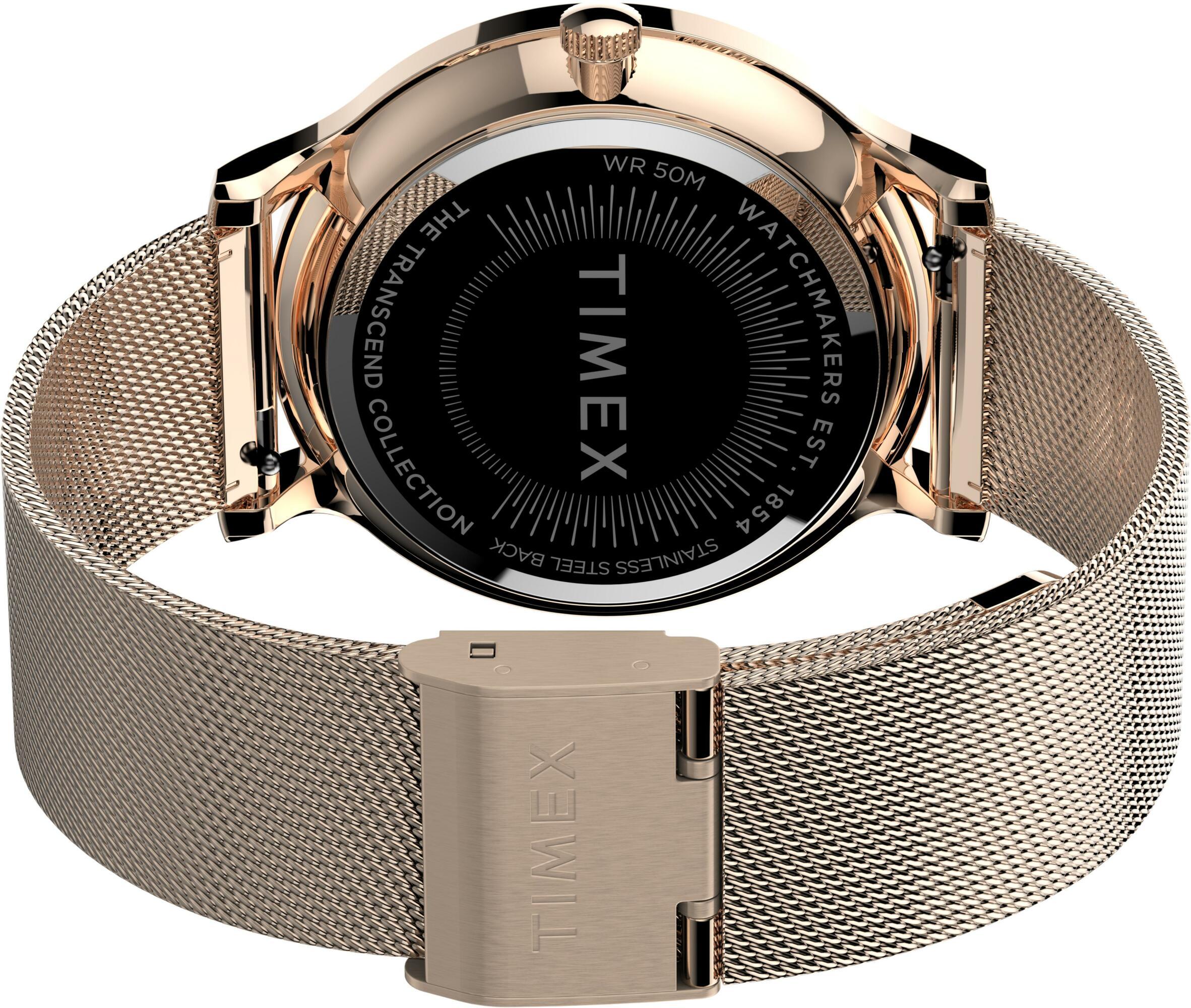 zegarek Timex TW2T74500 kwarcowy damski Transcend Transcend