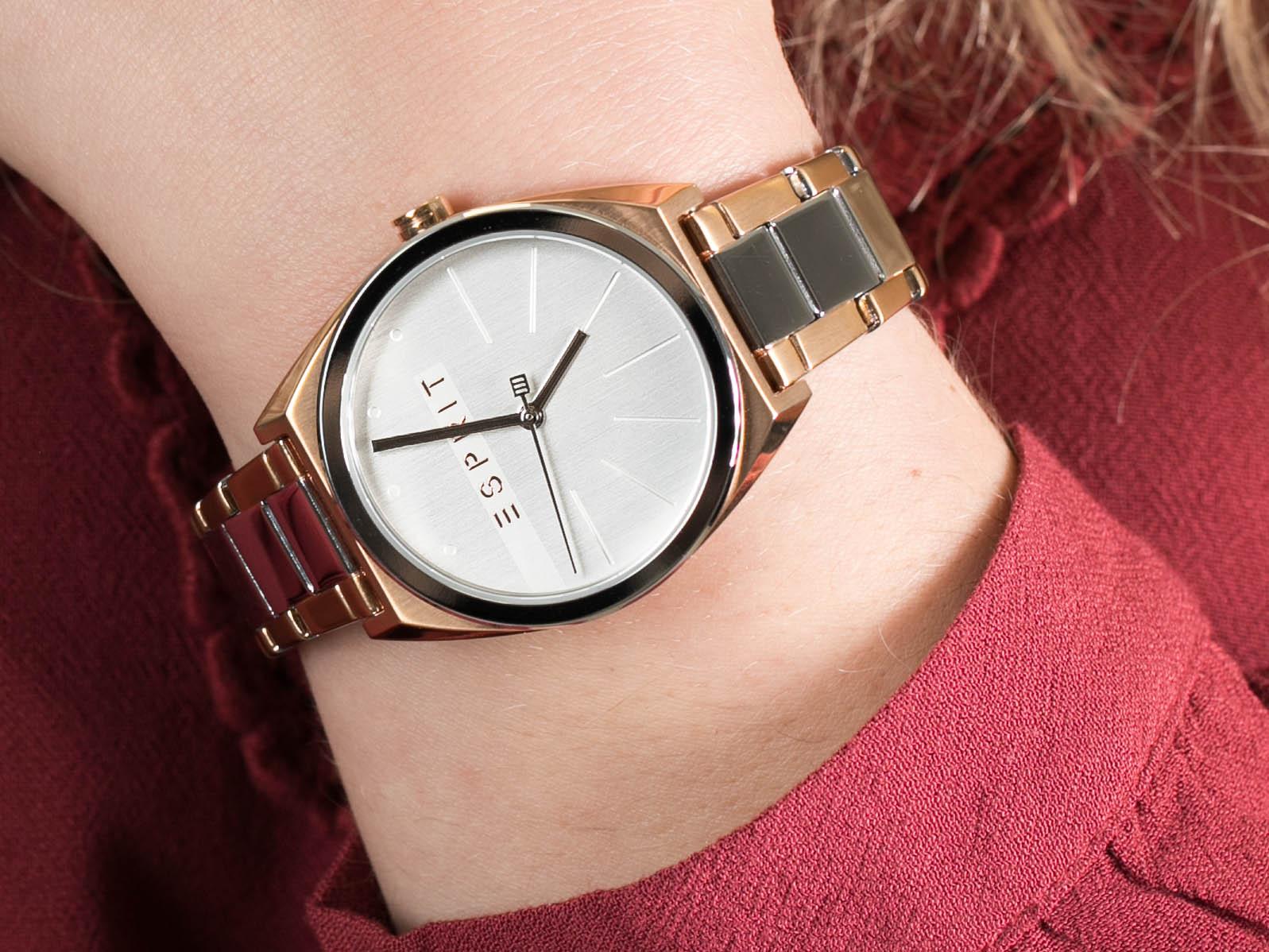 Esprit ES1L056M0085 zegarek klasyczny Damskie