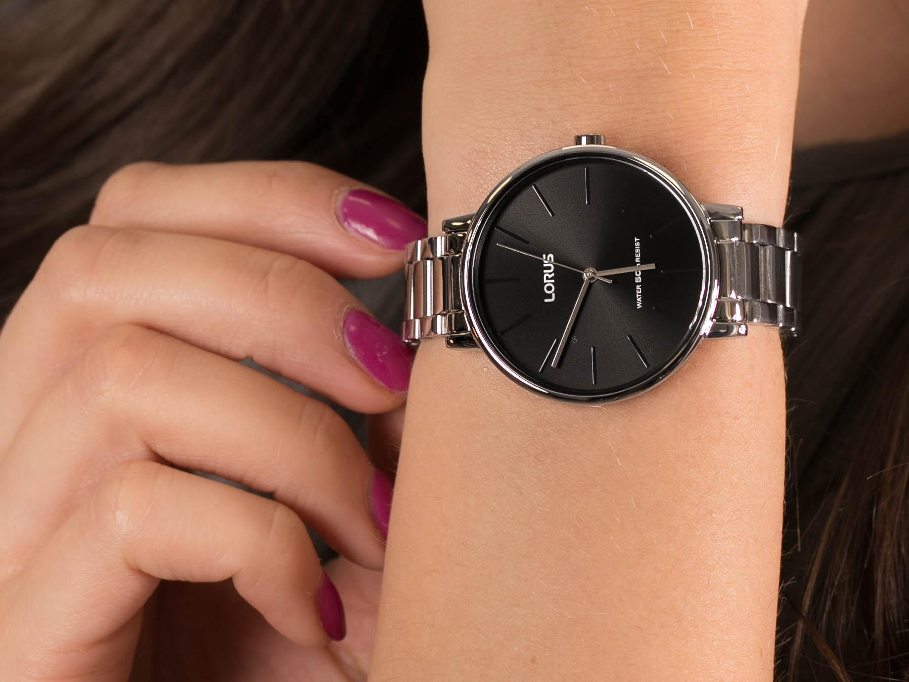 Lorus RG211NX9 zegarek klasyczny Fashion
