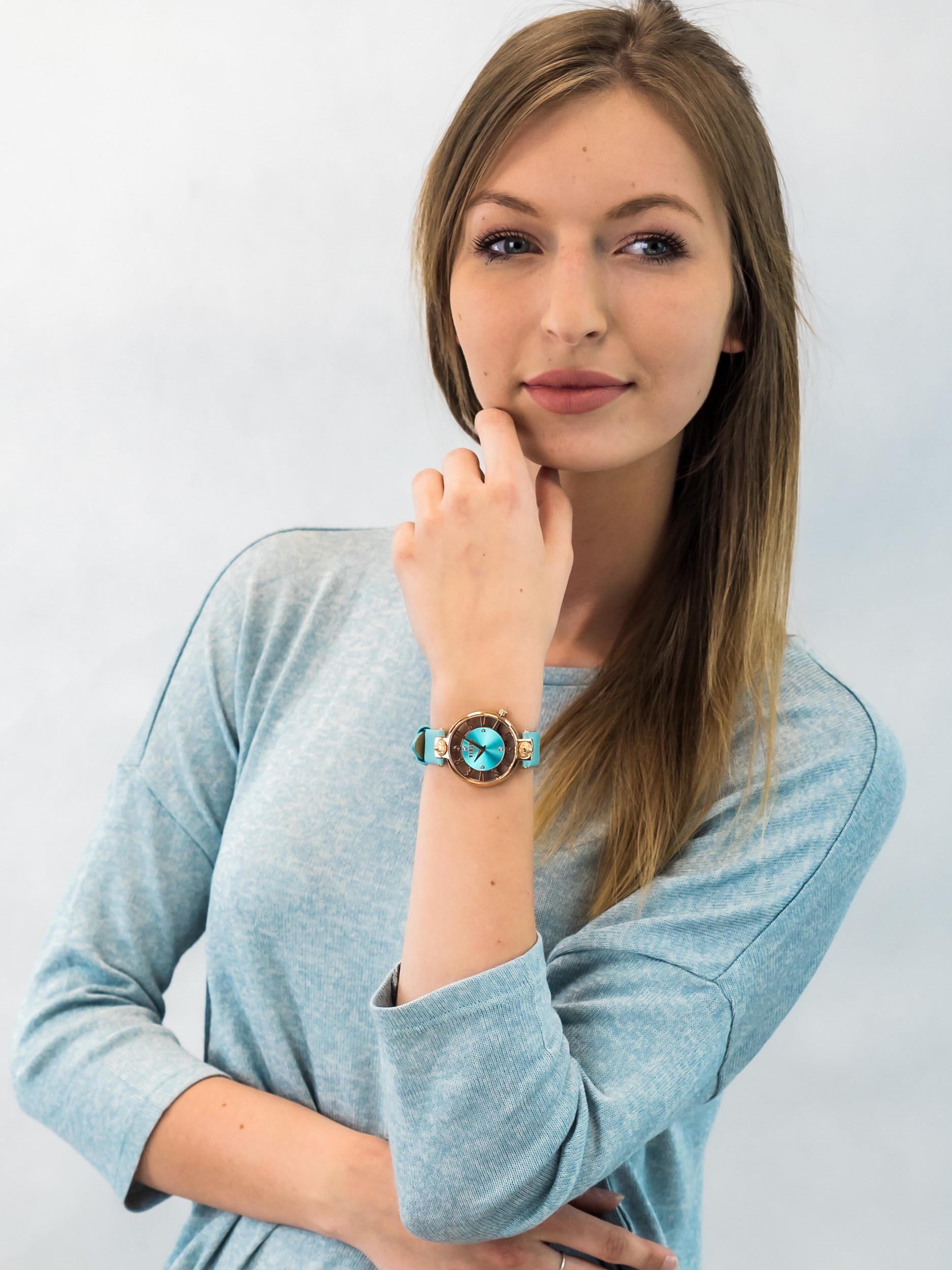 Versus Versace VSP490418 zegarek damski Damskie