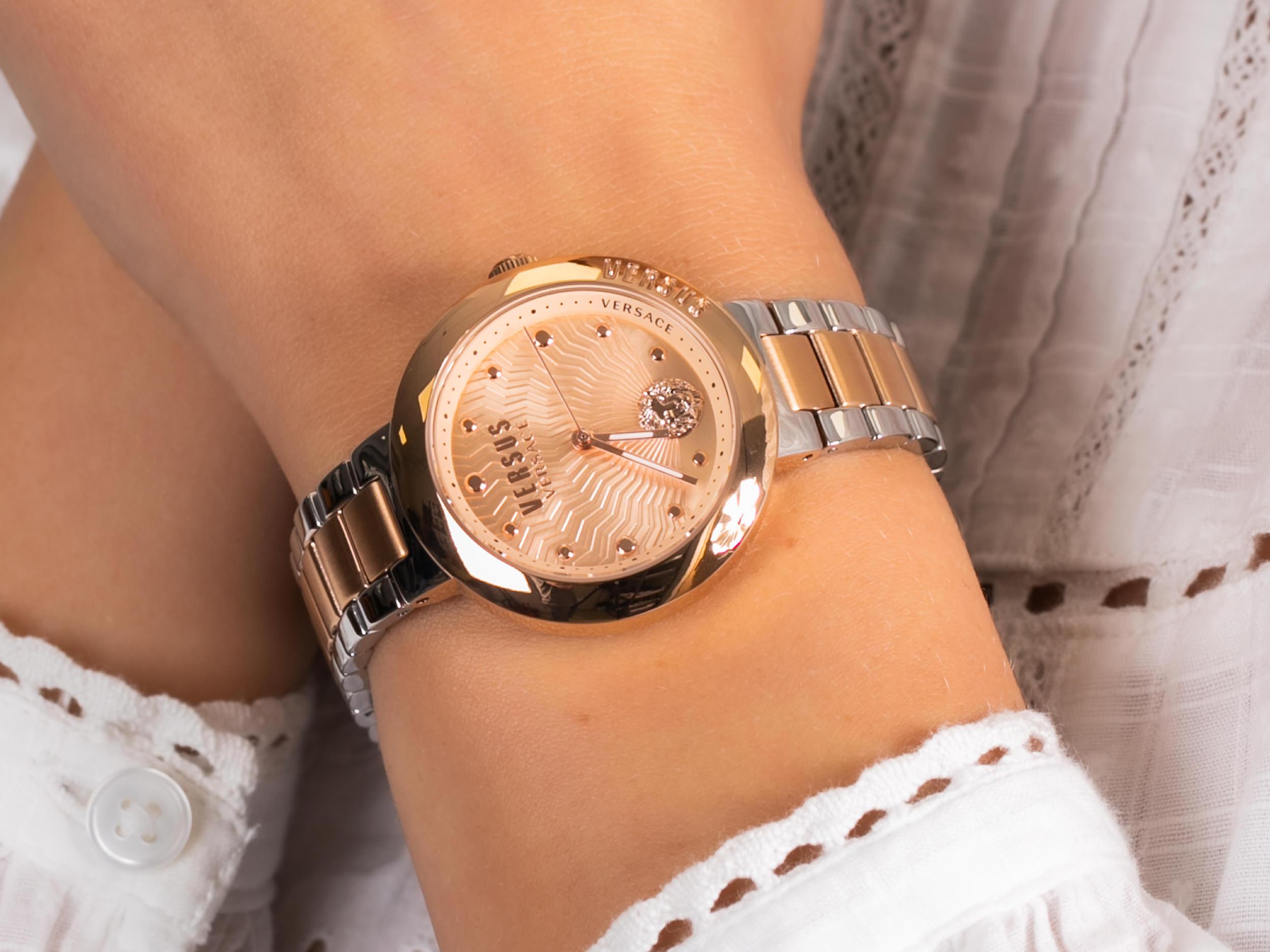 Versus Versace VSP370617 LANTAO ISLAND zegarek fashion/modowy Damskie