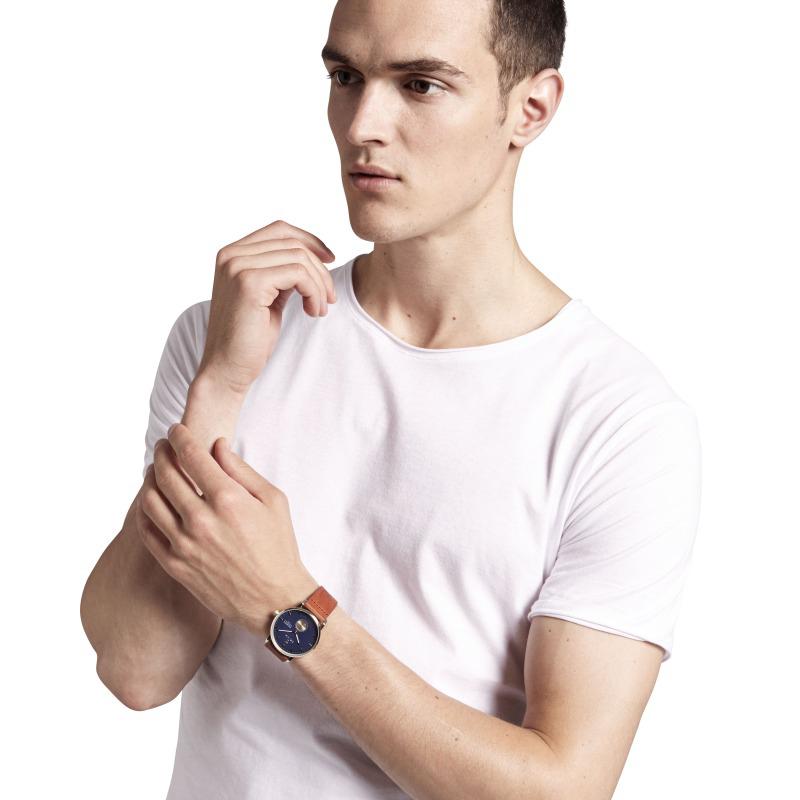 zegarek Triwa FAST104-CL010217 złoty Falken