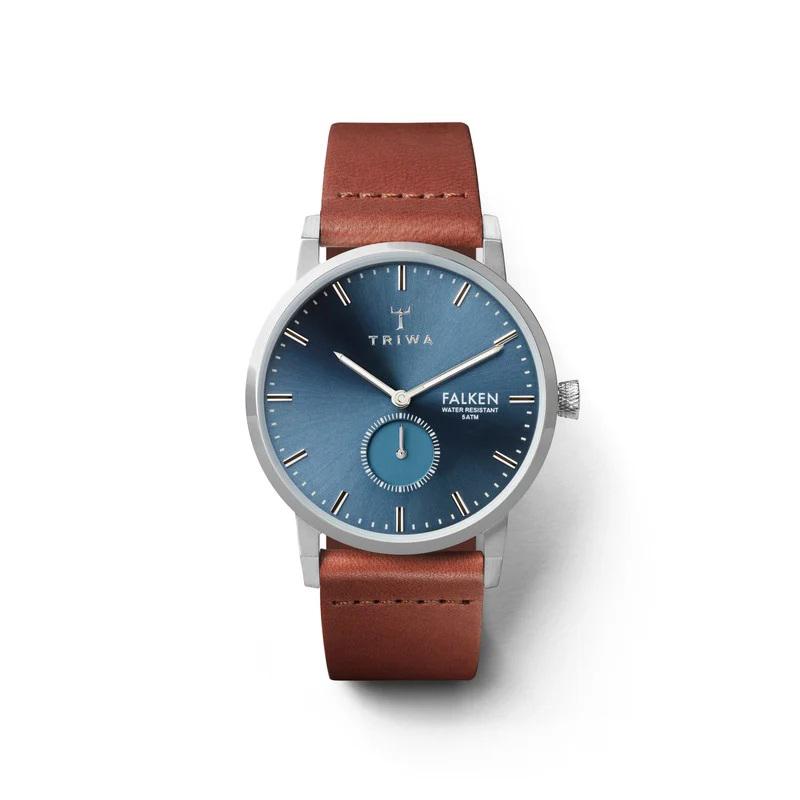 Triwa FAST121-CL010212 BLUE RAY FALKEN zegarek klasyczny Falken