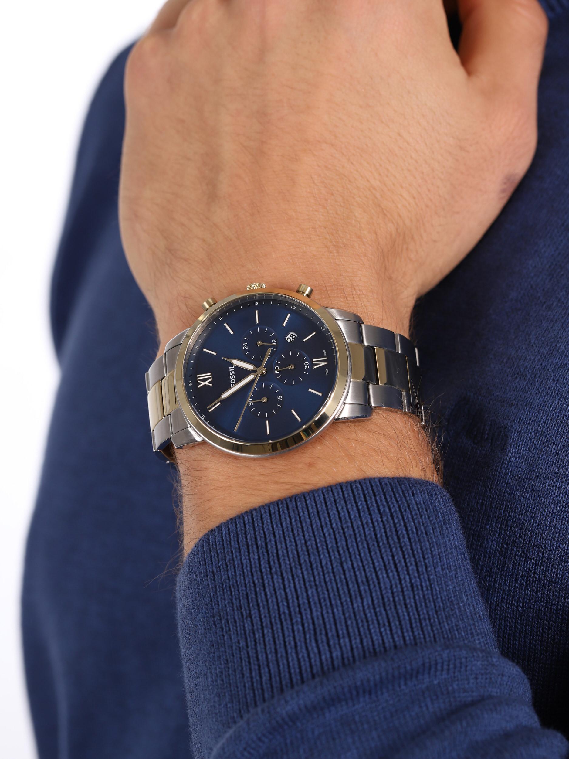 zegarek Fossil FS5706 NEUTRA męski z chronograf Neutra