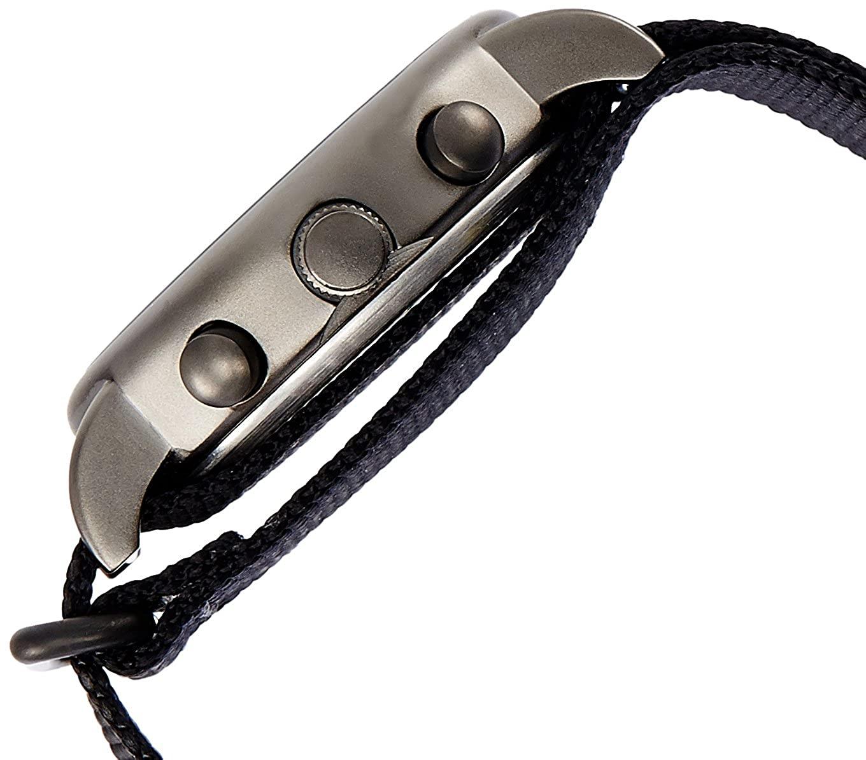 Timex TW2P71500 zegarek czarny fashion/modowy Weekender pasek