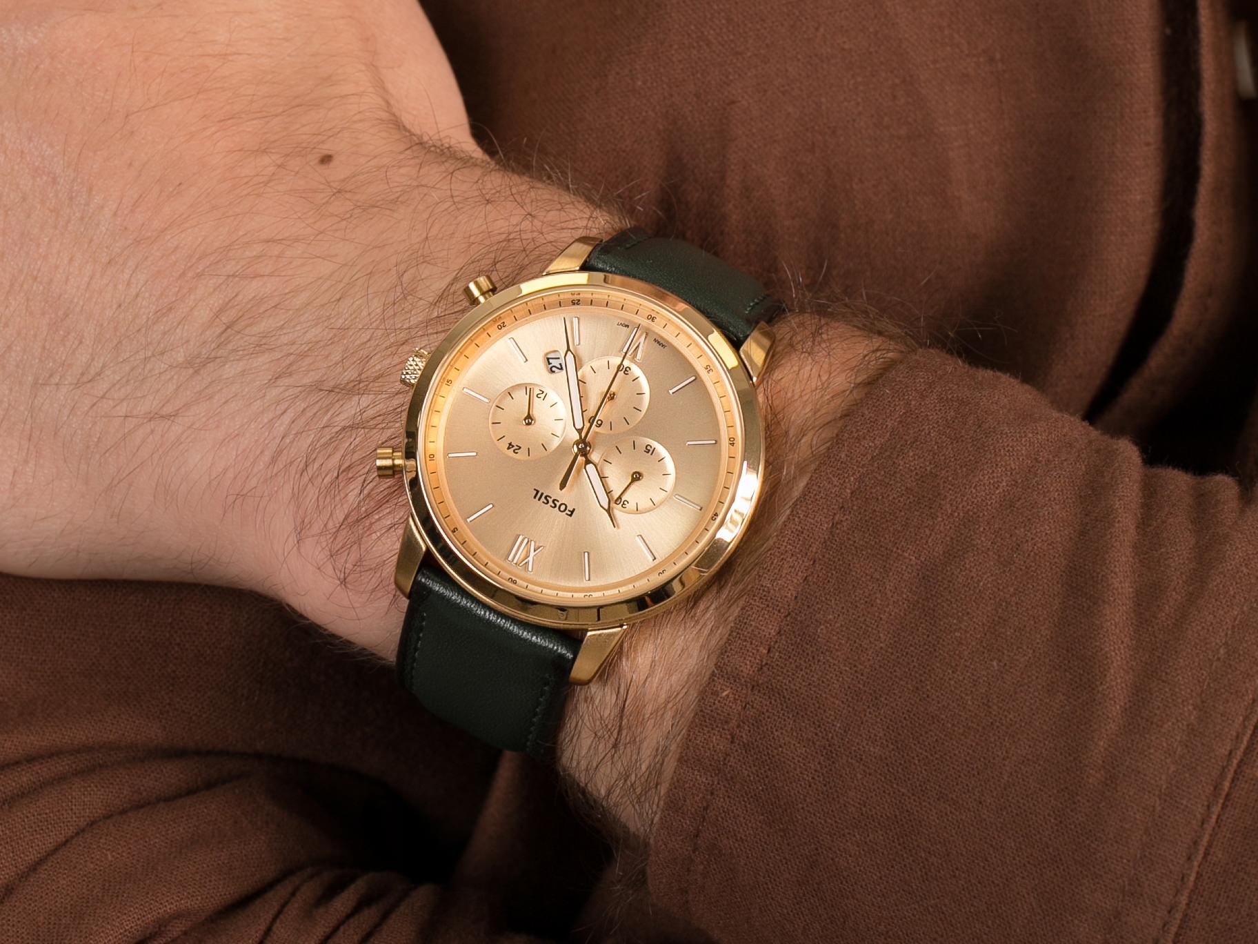 Fossil FS5580 NEUTRA zegarek klasyczny Neutra