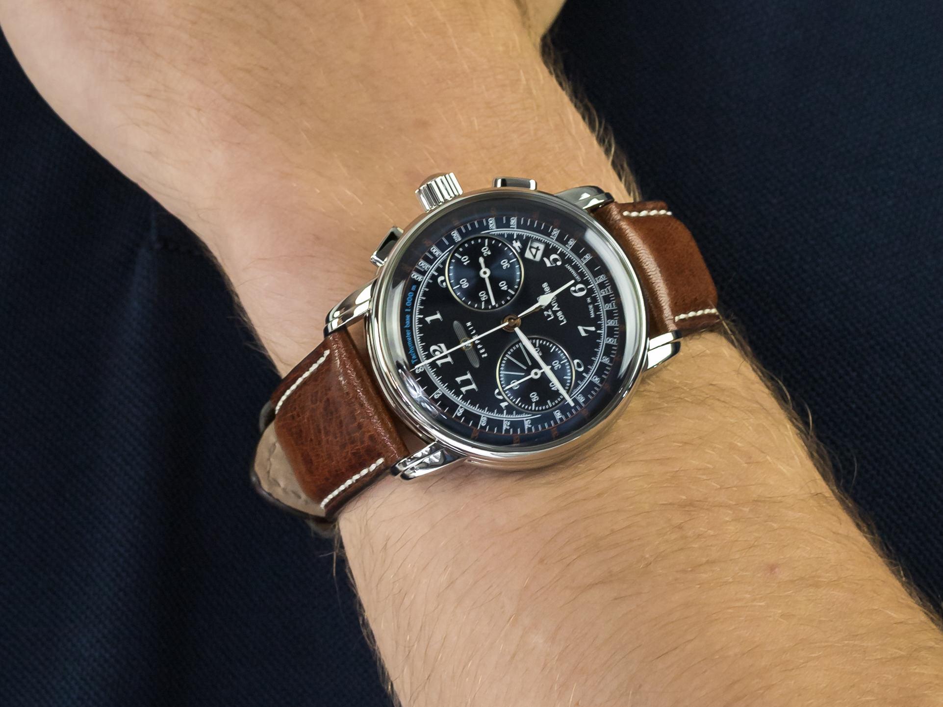 Zeppelin 7614-3 Los Angeles zegarek klasyczny Los Angeles