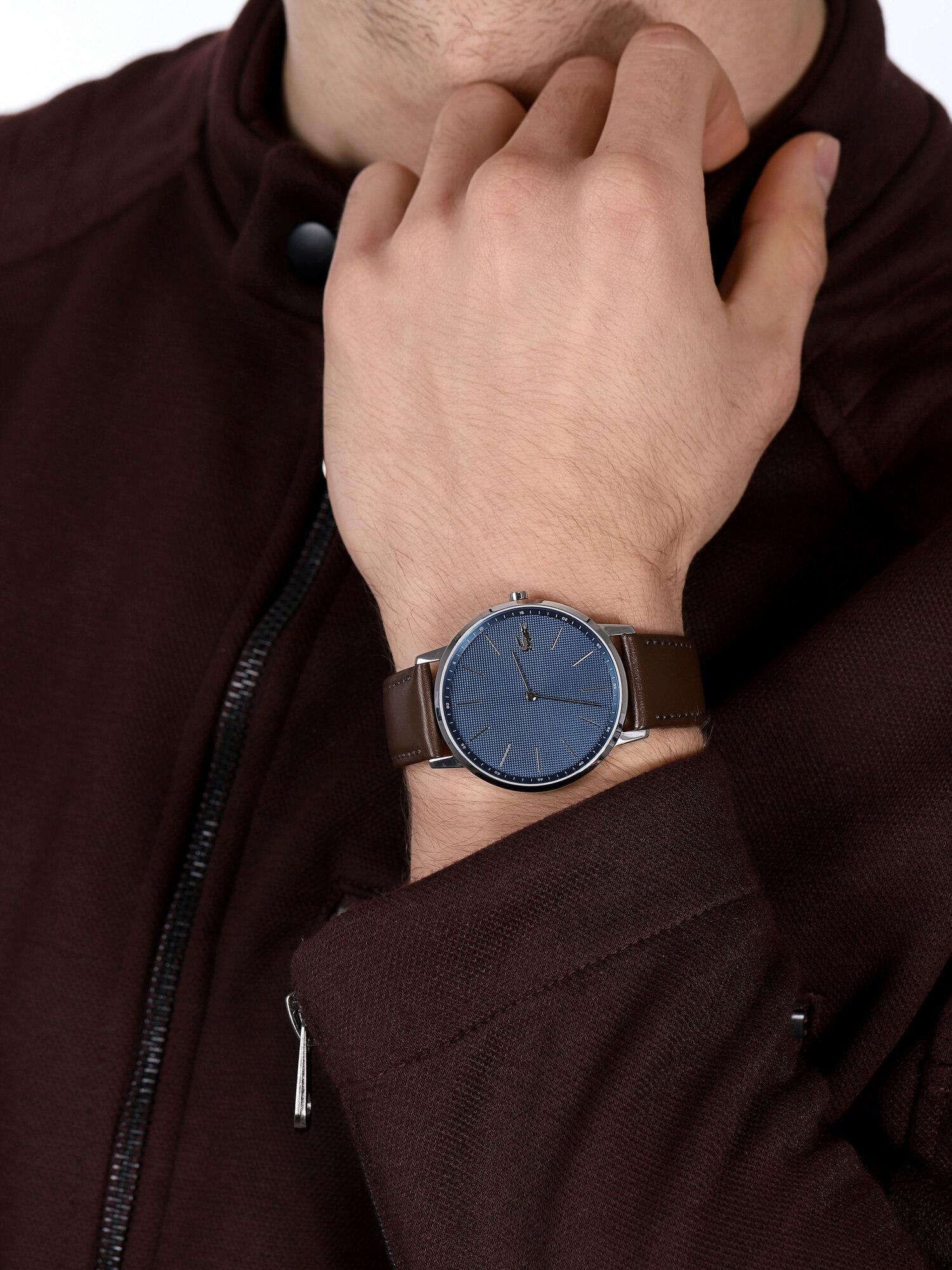 Lacoste 2011003 zegarek fashion/modowy Męskie