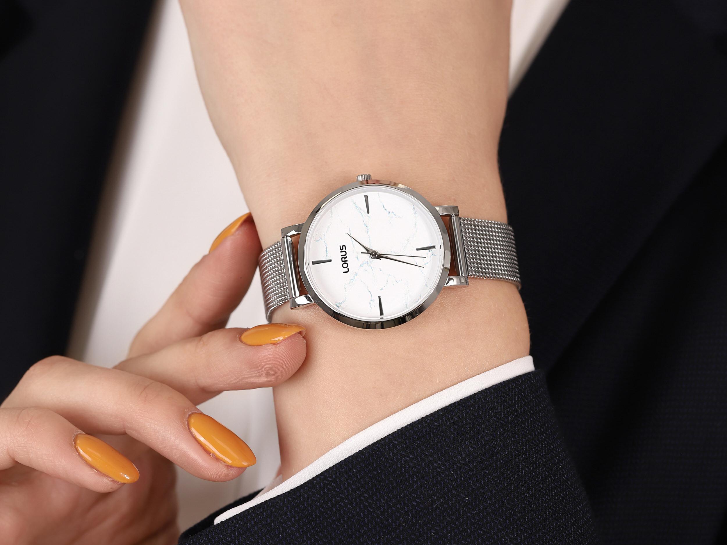 Lorus RG239SX9 damski zegarek Fashion bransoleta