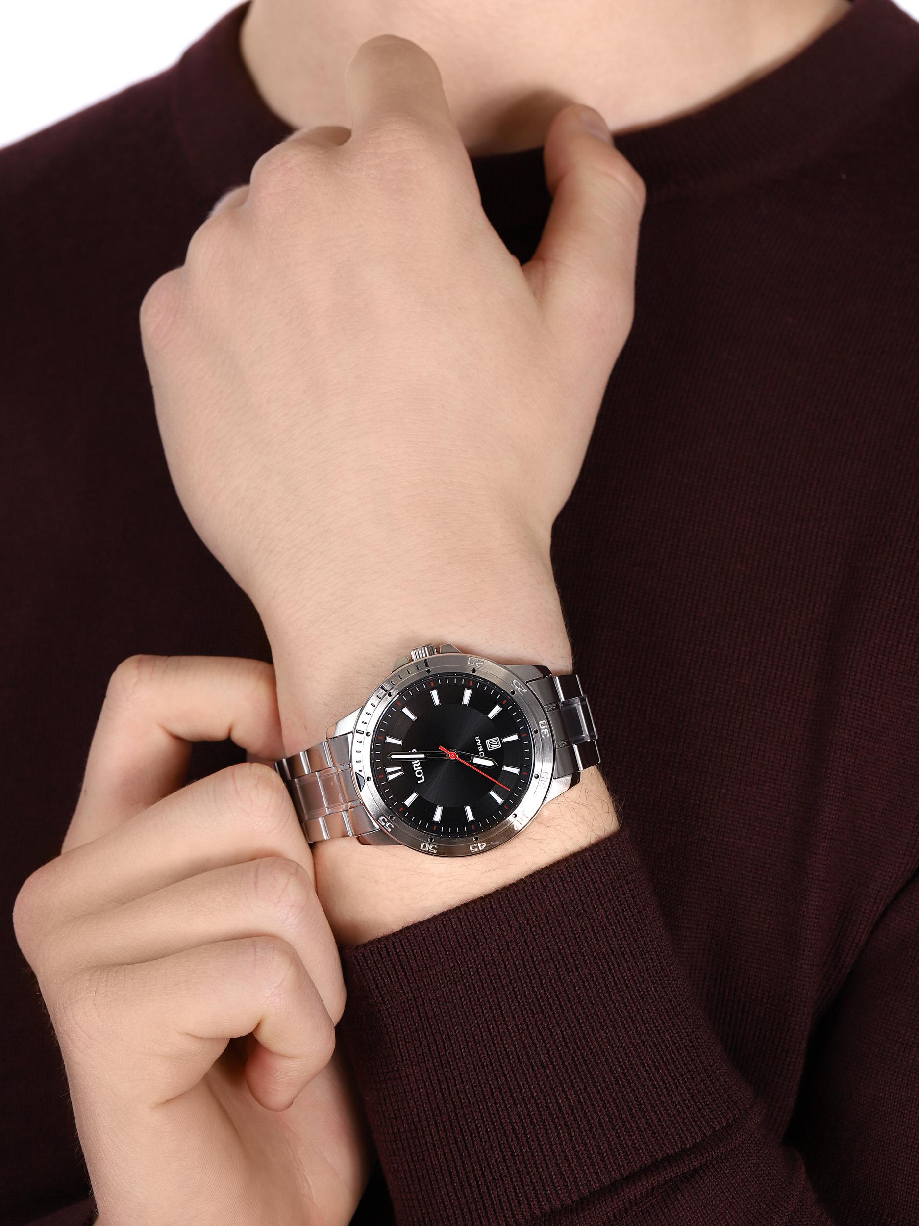 Lorus RH945MX9 zegarek klasyczny Klasyczne