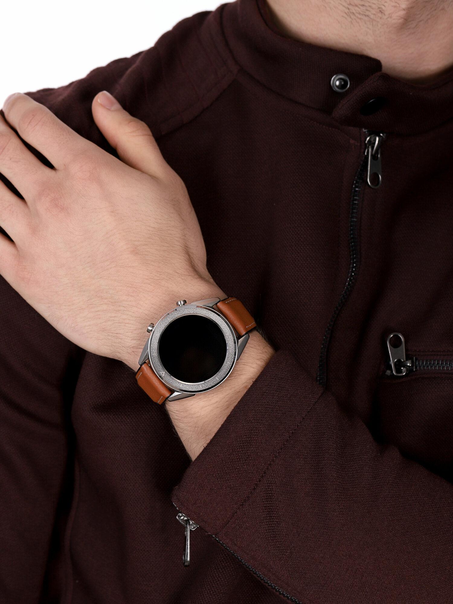 Lotus L50008-1 zegarek srebrny sportowy Smartime pasek