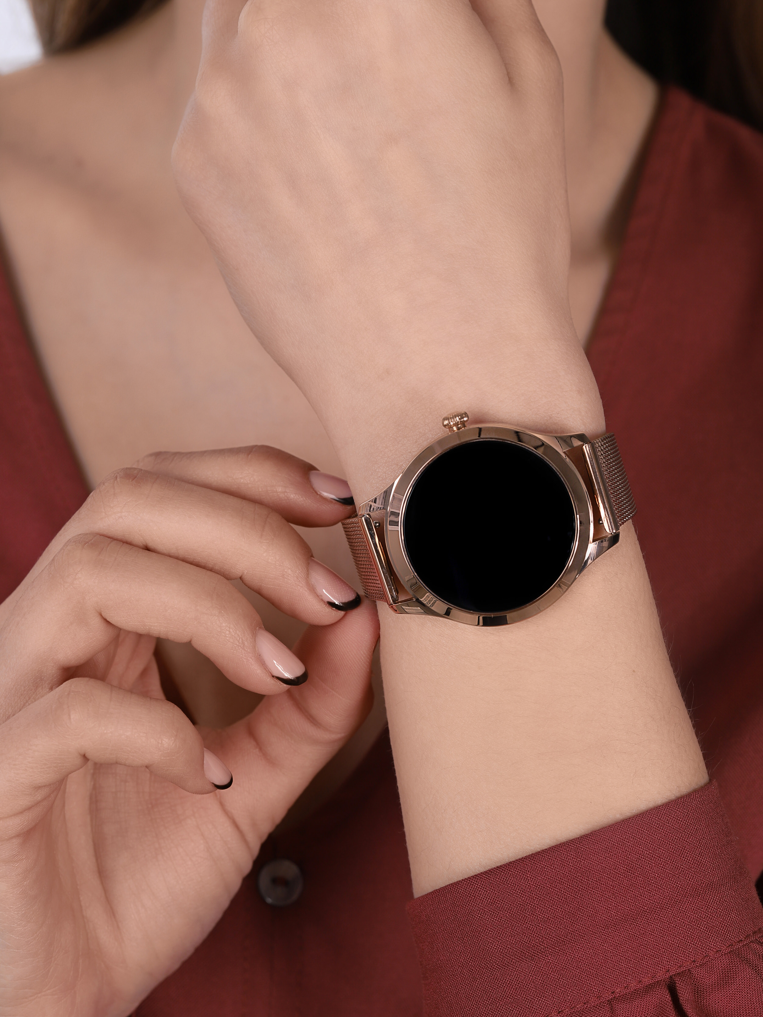 Marea B59005/2 B59005/2 Smartwatch + pasek zegarek sportowy Smartwatch