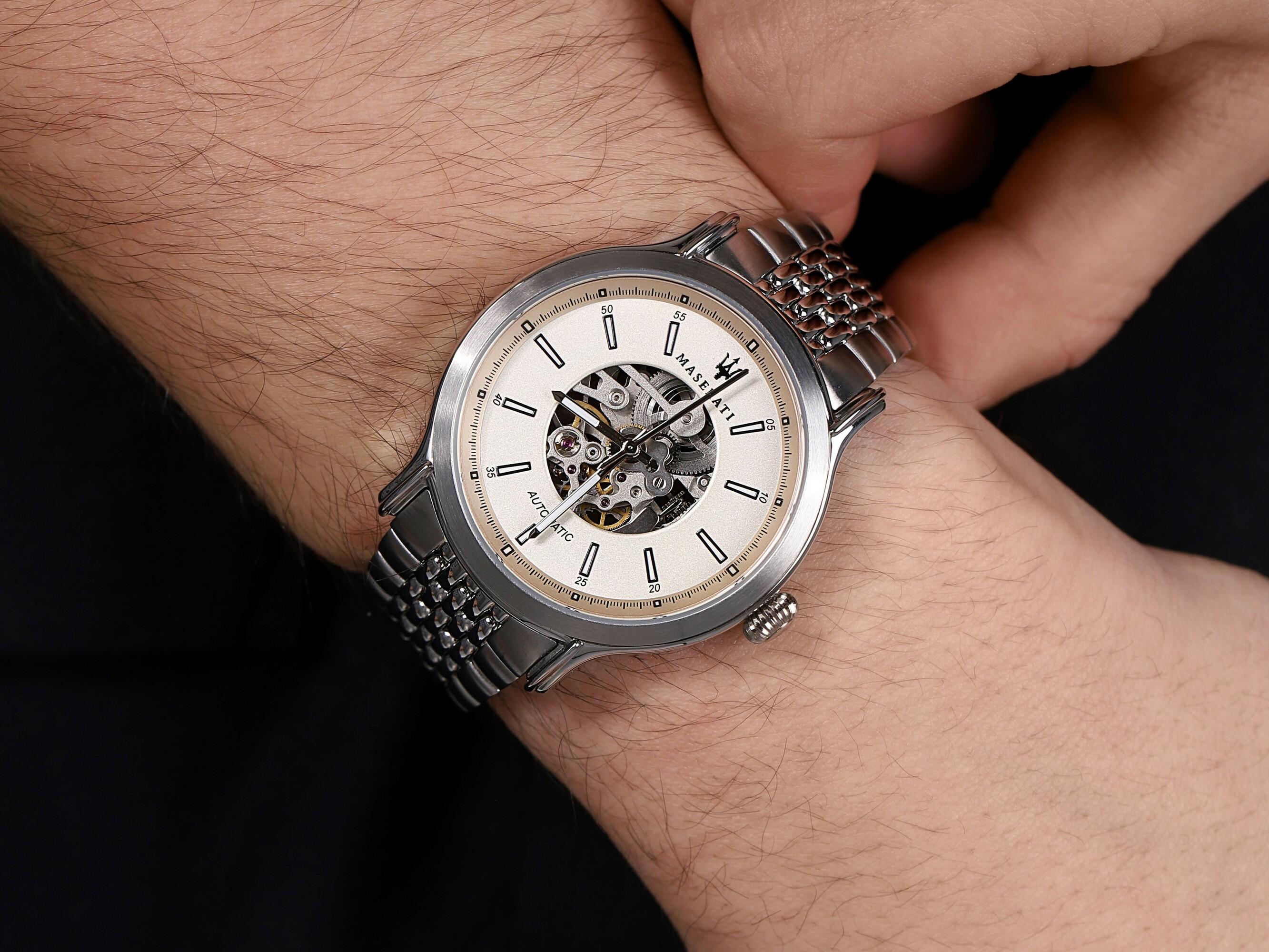 Maserati R8823138001 LEGEND zegarek klasyczny Legend