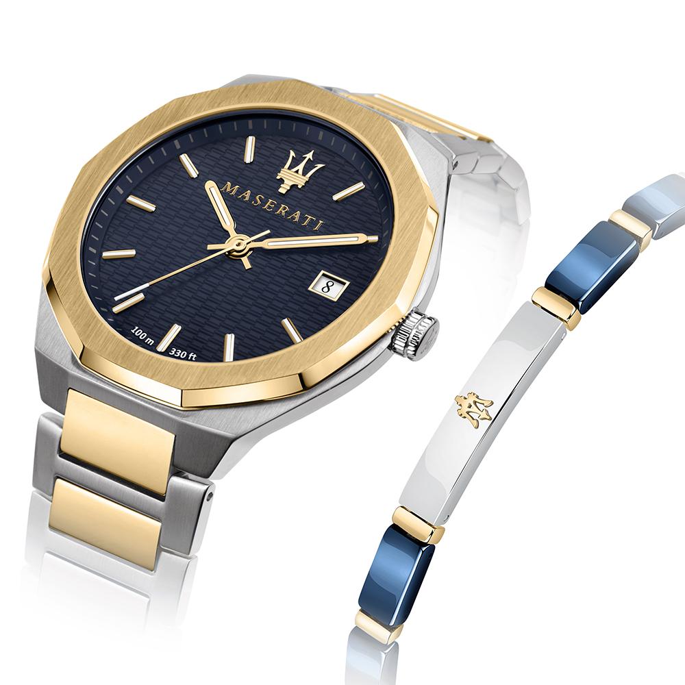 Maserati R8853142008 zegarek klasyczny Stile