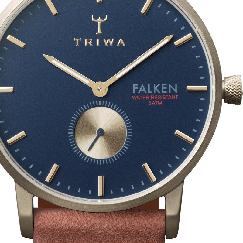 Triwa FAST104-CL010217 zegarek męski Falken