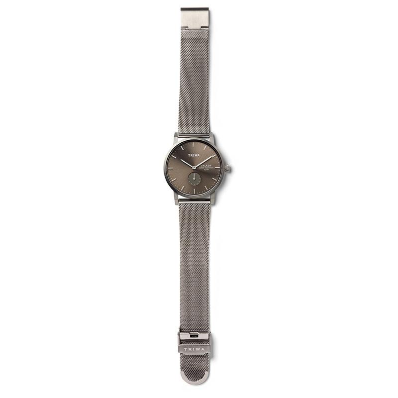Triwa FAST125-ME023412 BRONZE FALKEN GUN MESH zegarek klasyczny Falken