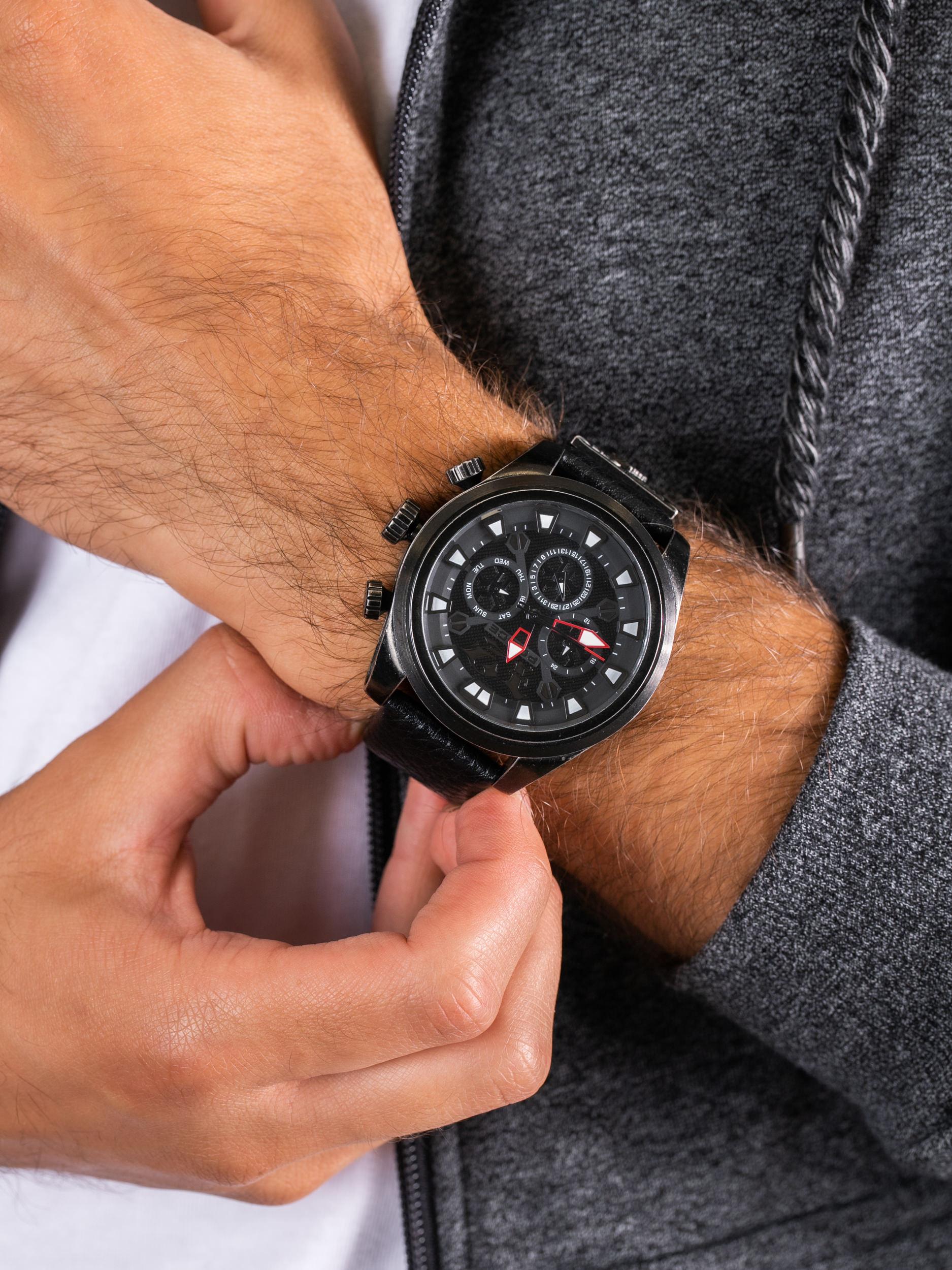 Police PL.14473JSQS-02 męski zegarek Pasek pasek