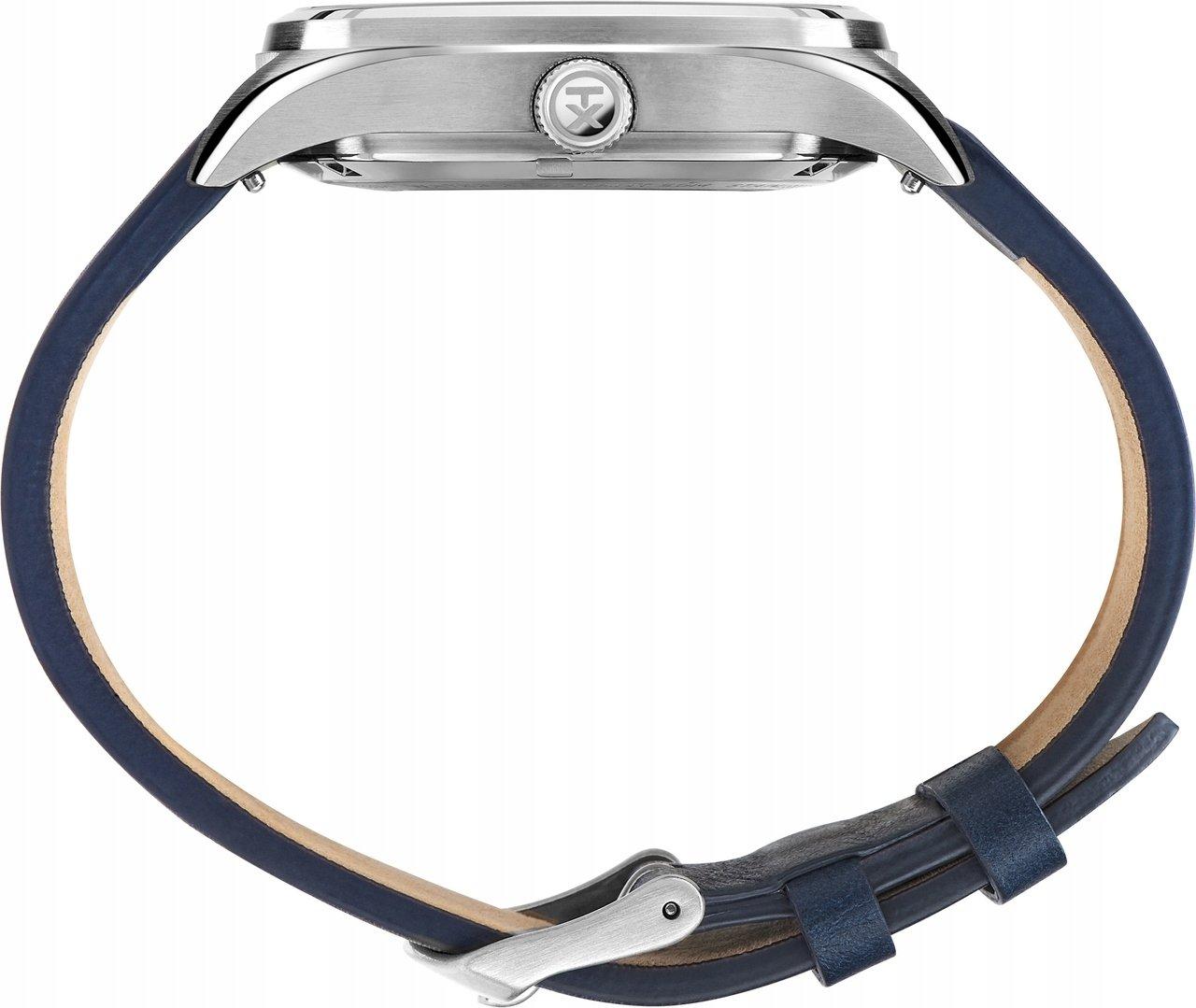 Timex TW2U11400 męski zegarek Waterbury pasek