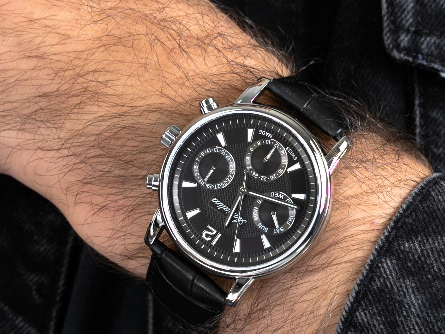 Adriatica A8275.5254QF zegarek klasyczny Pasek