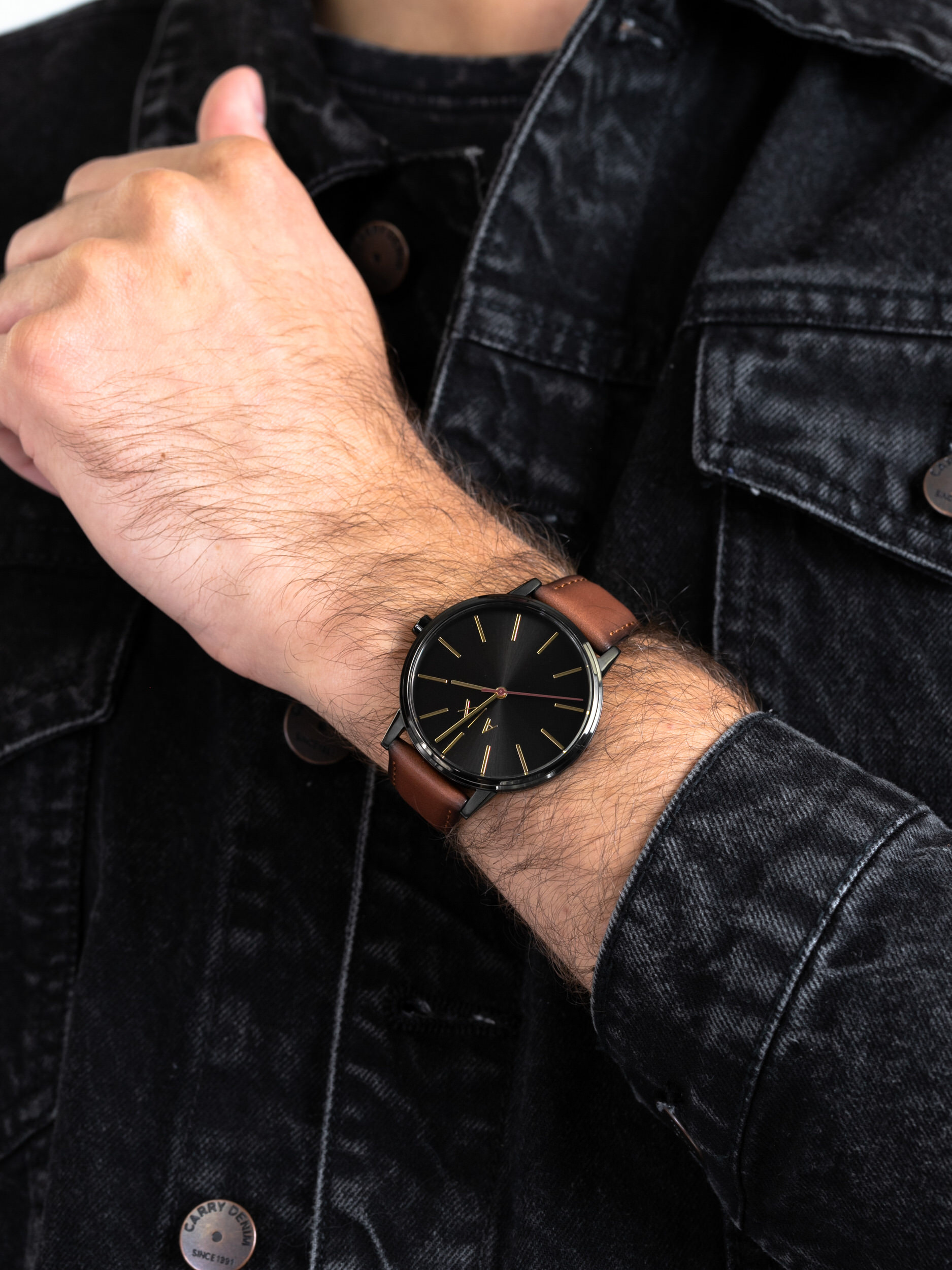 Armani Exchange AX2706 męski zegarek Fashion pasek
