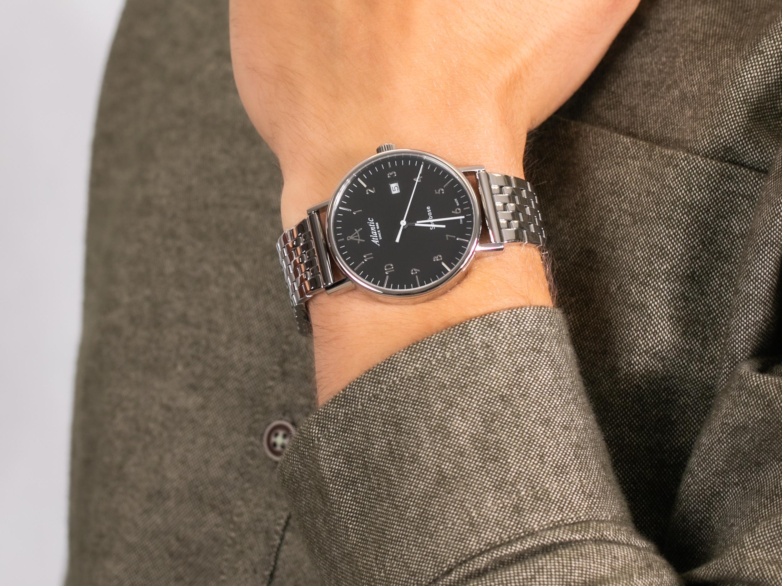 Atlantic 60357.41.65 zegarek klasyczny Seabase