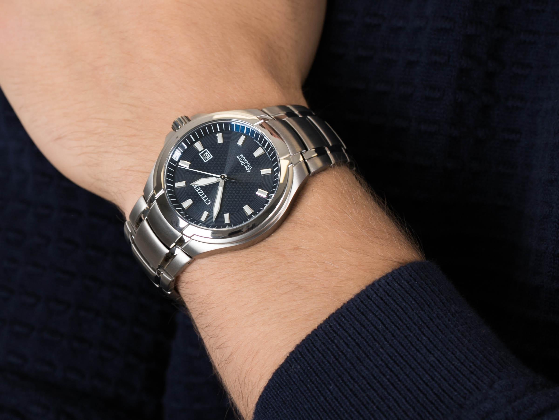 Citizen BM7430-89L zegarek klasyczny Titanium