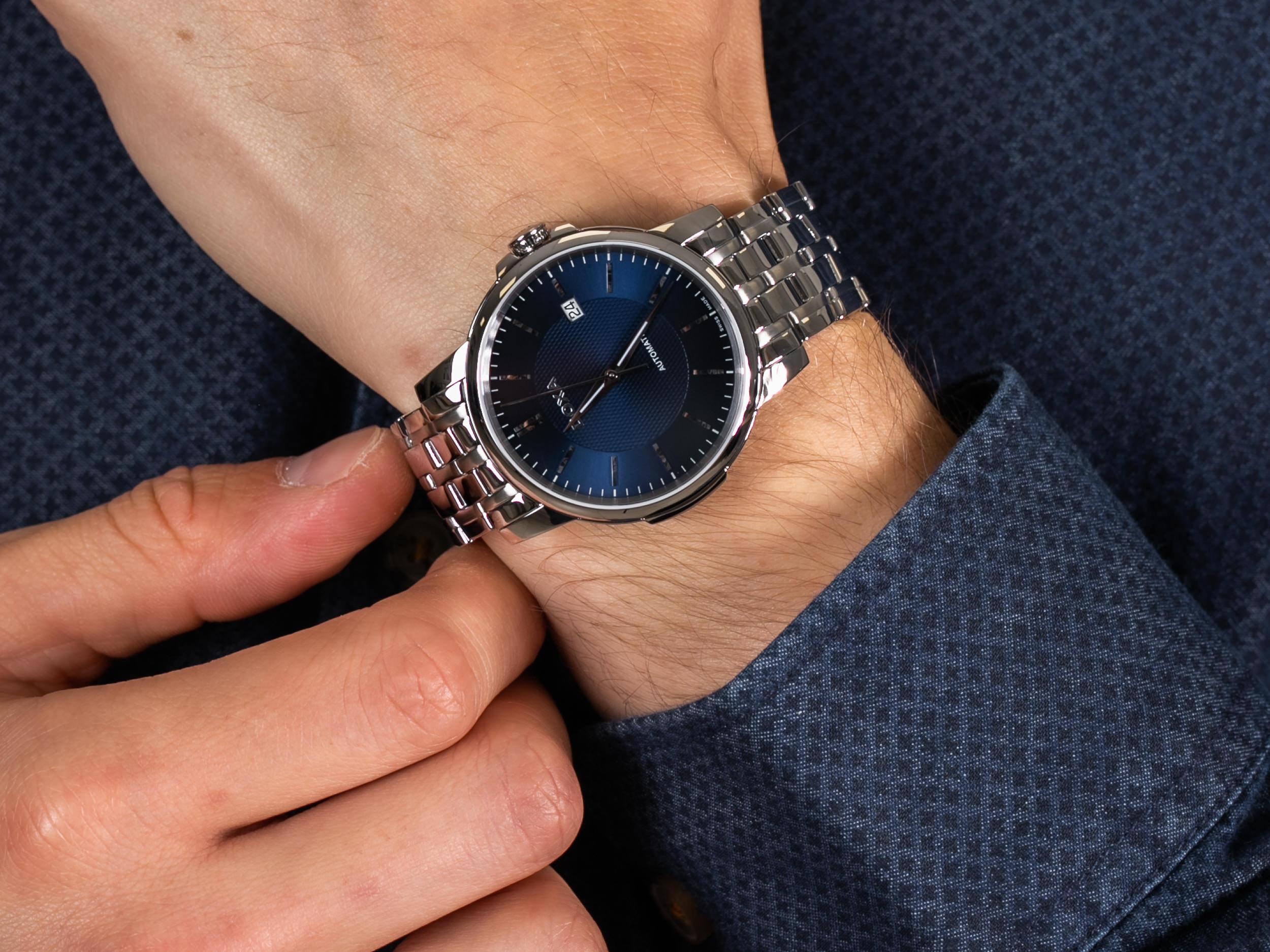 Doxa 205.10.201.10 zegarek klasyczny Ethno