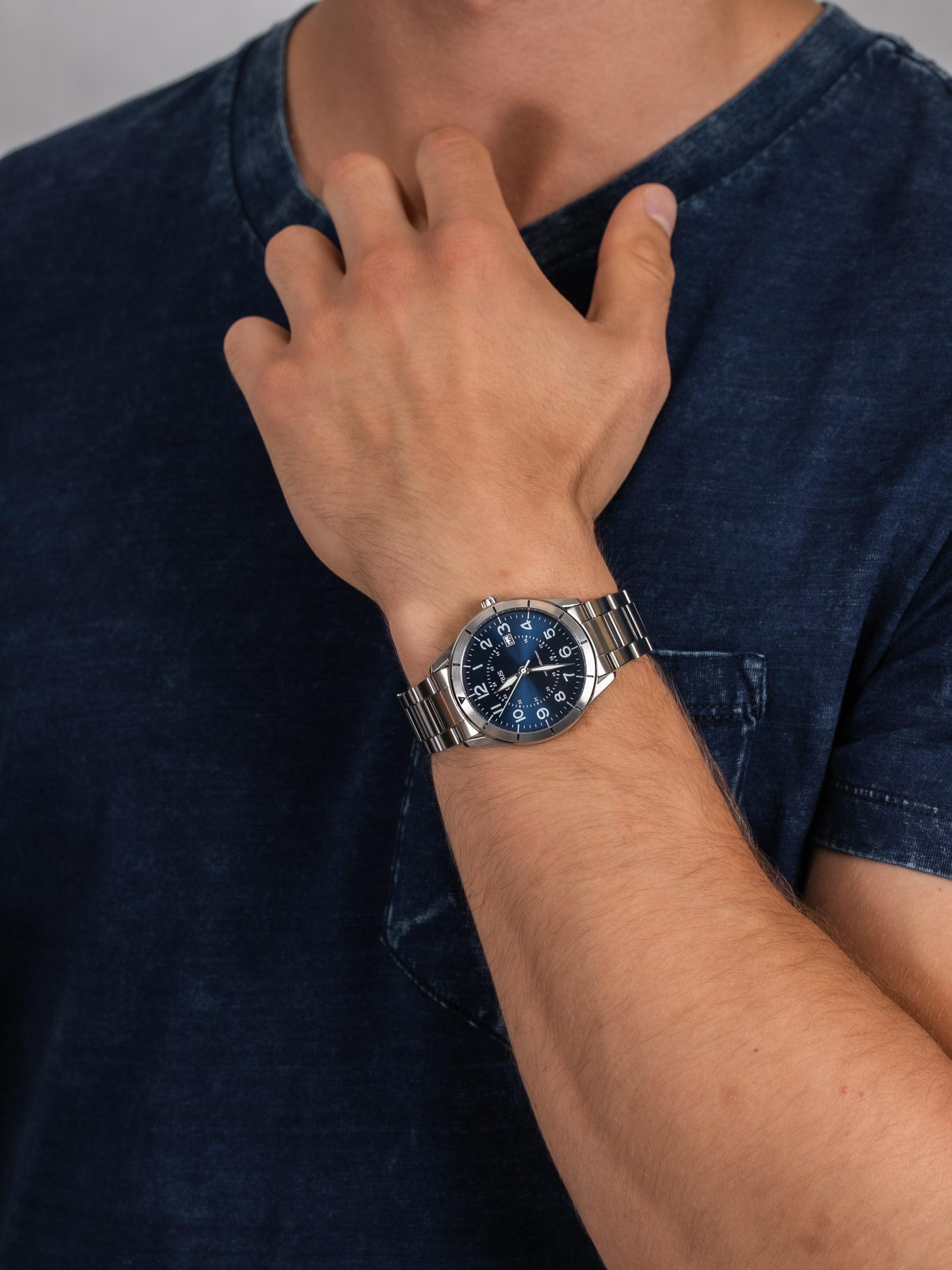 Lorus RH933LX9 męski zegarek Klasyczne bransoleta