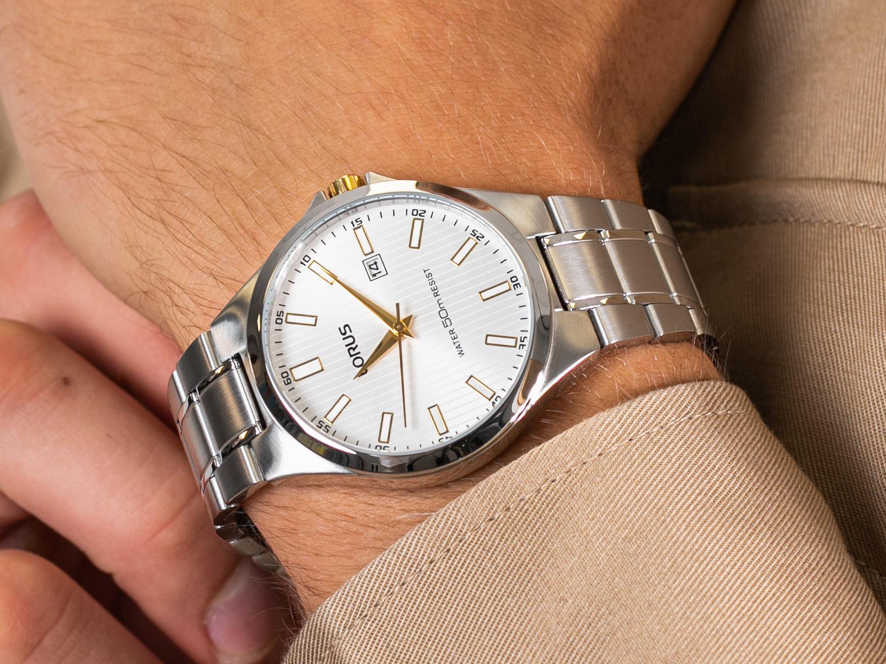 Lorus RH989KX9 zegarek klasyczny Klasyczne