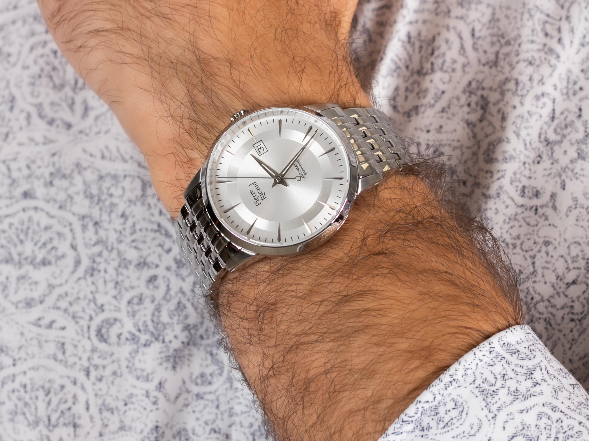 Pierre Ricaud P60029.5113A zegarek klasyczny Automatic