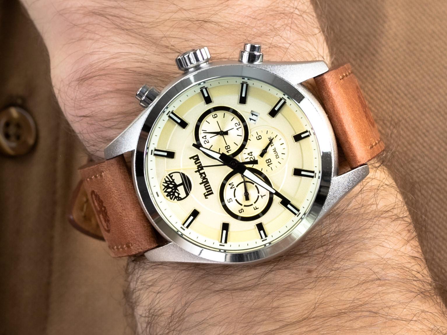 Timberland TBL.16062JYS-14 ASHMONT zegarek klasyczny Ashmont