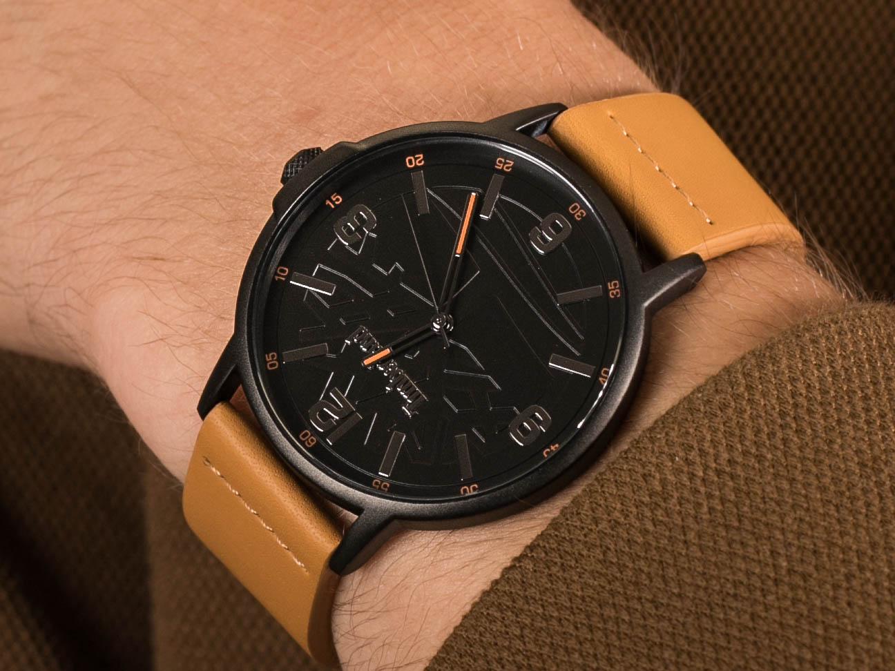Timberland TBL.16011JYB-02 GLENCOVE zegarek klasyczny Glencove