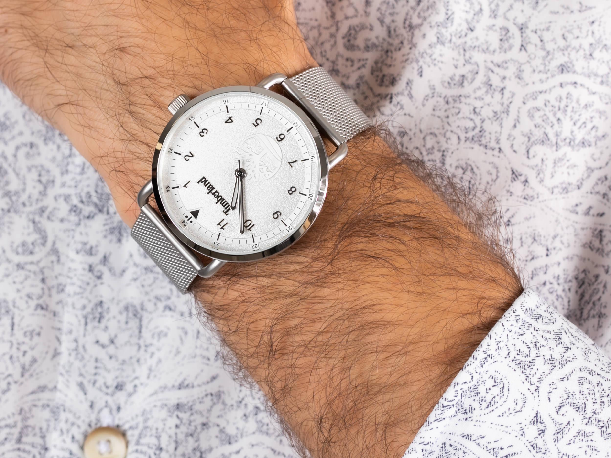 Timberland TBL.15939JS-79MM ROBBINSTONE zegarek klasyczny Robbinston