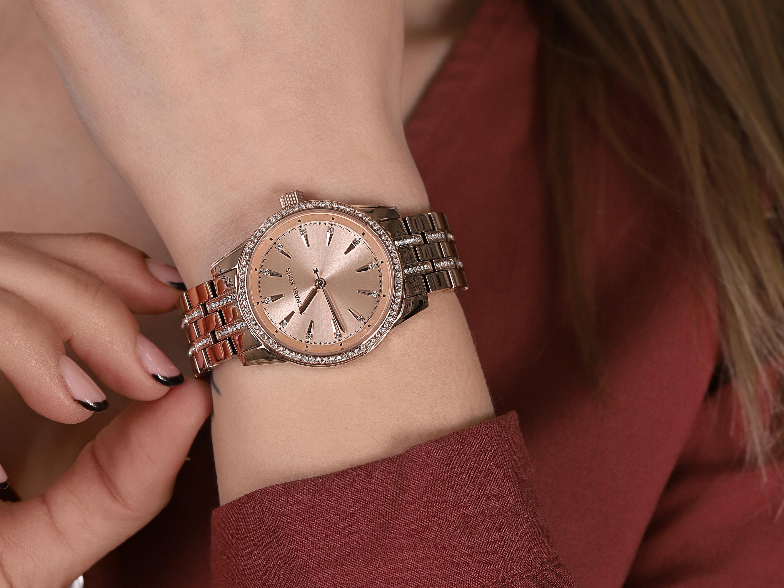 Michael Kors MK3910 MINI RITZ zegarek klasyczny Mini Ritz