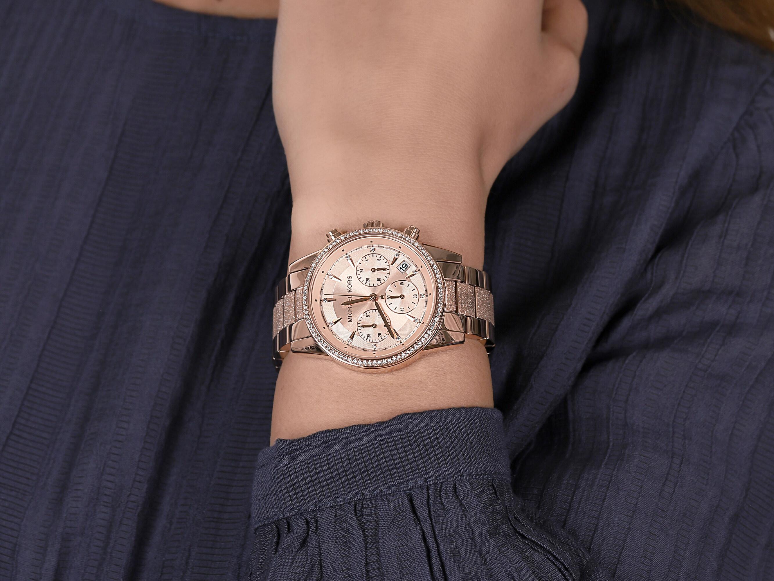 Michael Kors MK6598 damski zegarek Ritz bransoleta