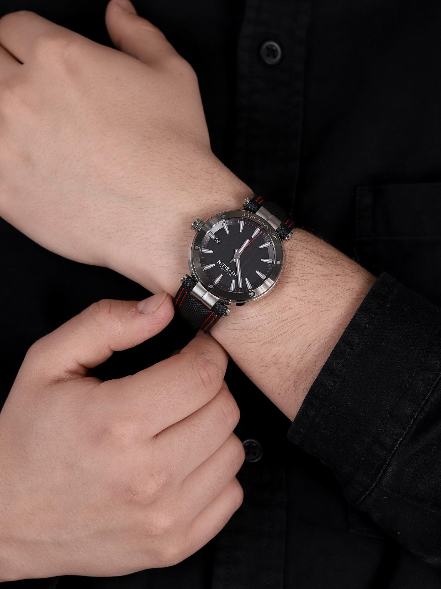 Michel Herbelin 12288/AG44 NEWPORT zegarek klasyczny Newport