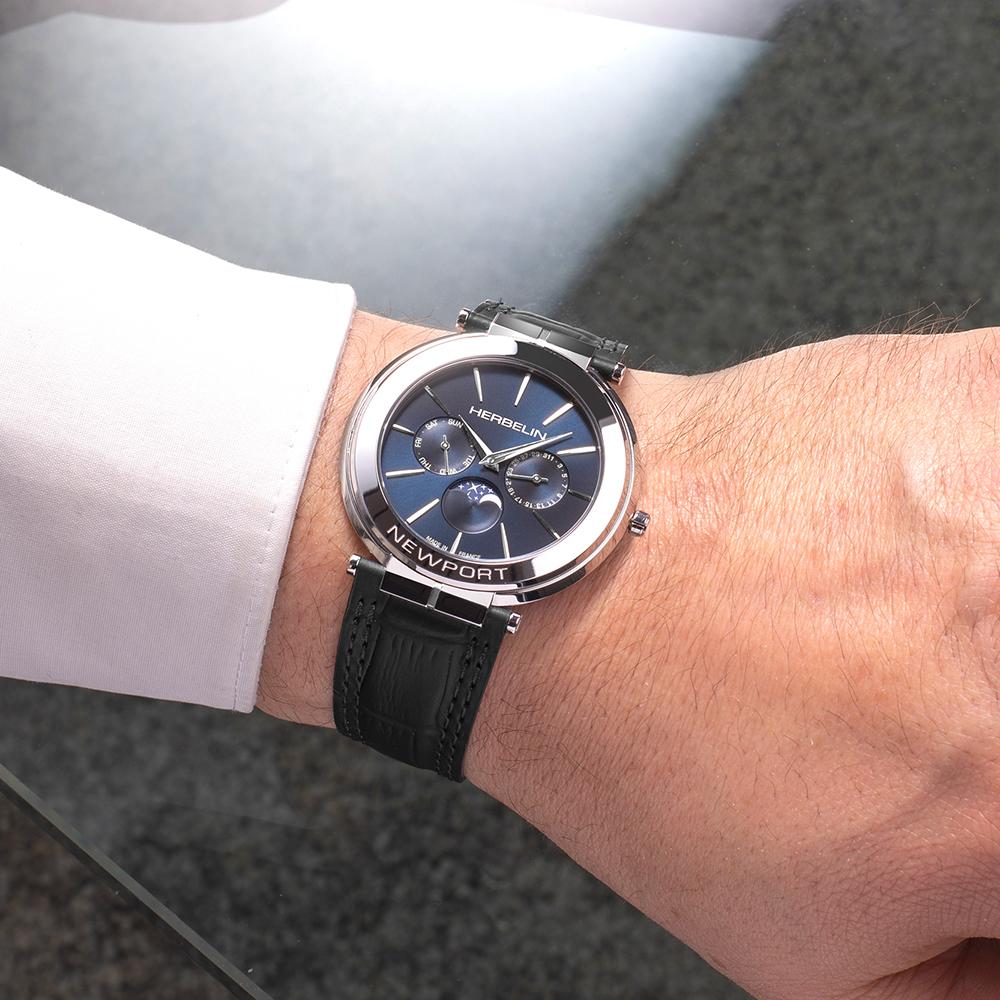 Michel Herbelin 12722/AP15 zegarek