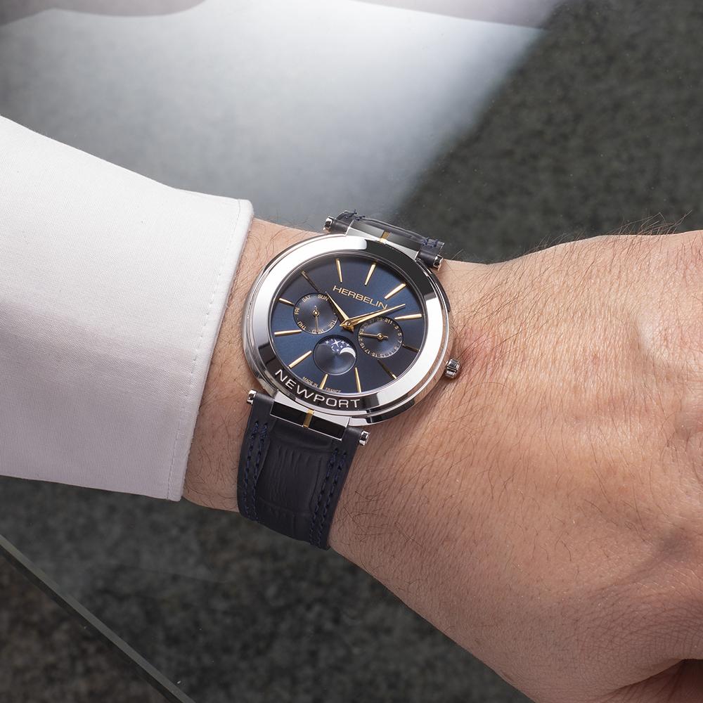 Michel Herbelin 12722/T15BL zegarek