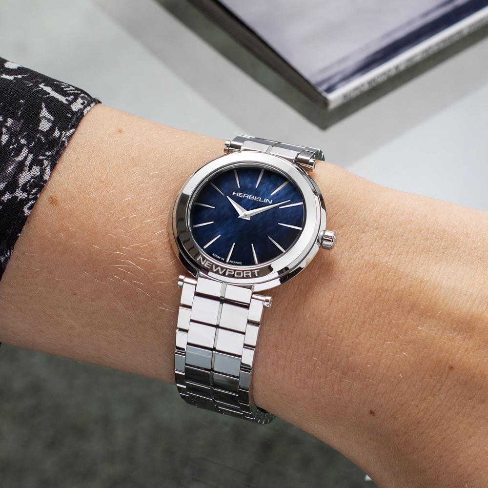 Michel Herbelin 16922/B60 zegarek