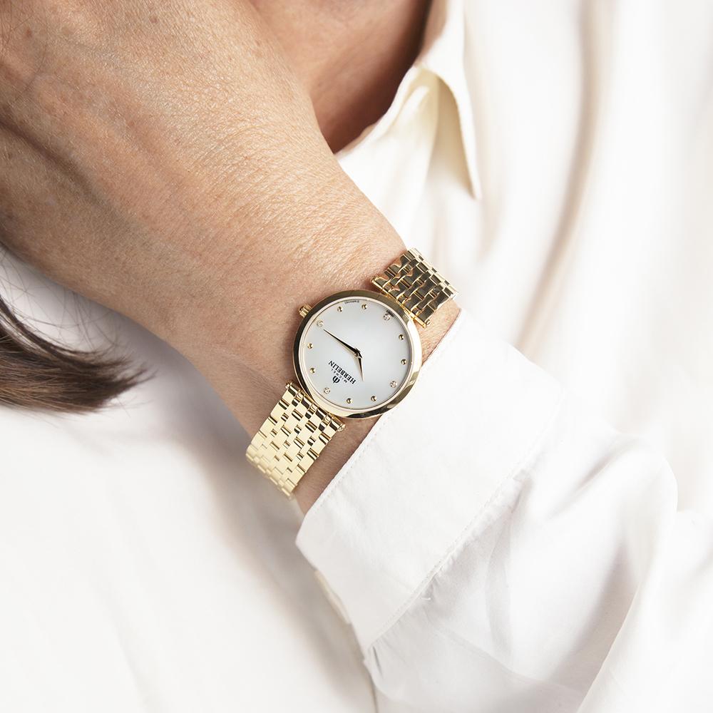 Michel Herbelin 17116/BP89 damski zegarek Epsilon bransoleta